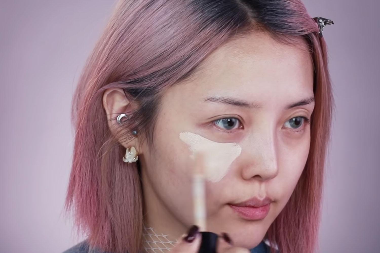Korean Makeup Tutorial Beginner Concealer