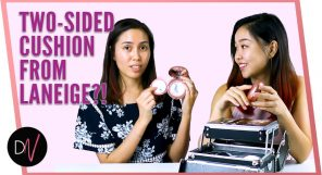 Laneige Layering Cover Cushion Concealing Base Review