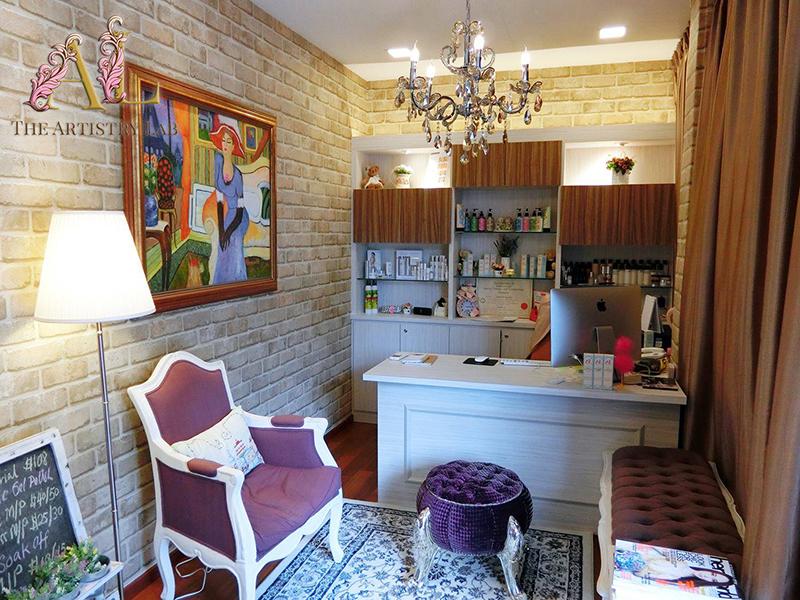 Ambience Beauty Salon Artistry Lab 4