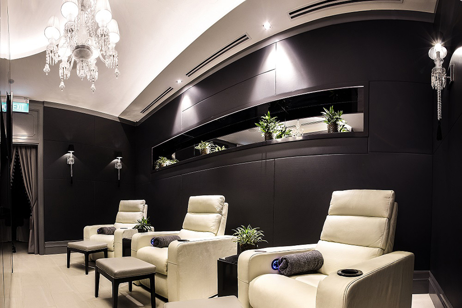 Ambience Beauty Salon Lacquer Spa 3