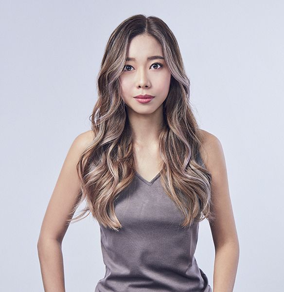Ash Brown Balayage Kimage Scarlett Zhu Color Expert