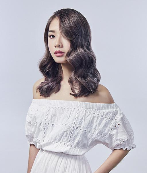 Ash Brown Balayage Leekaja Beauty Salon Jerry Lin Senior Stylist
