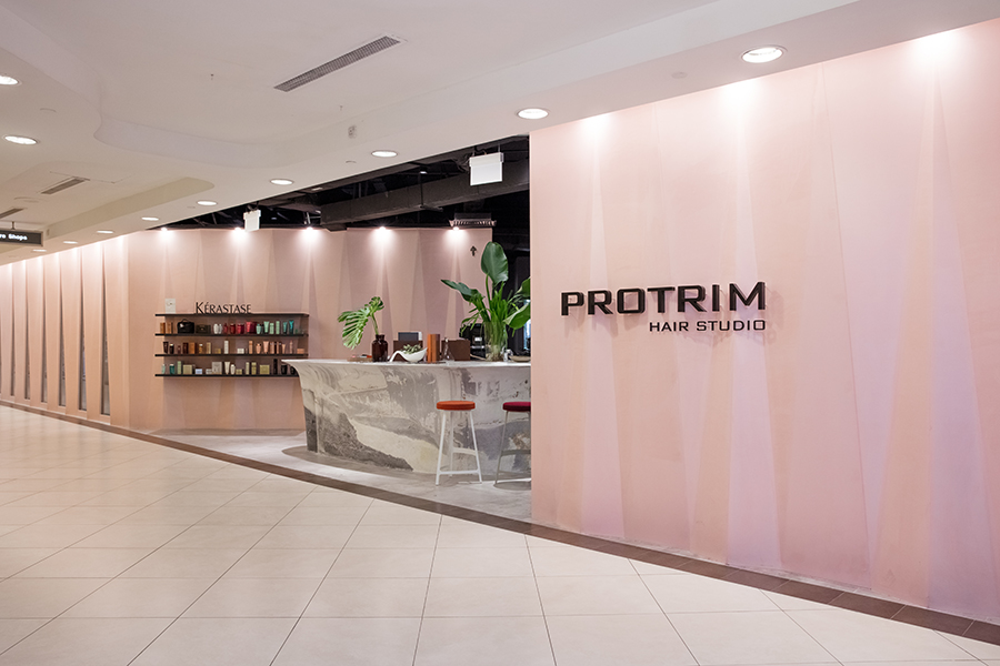 good and affordable hair salon in singapore 2019 - Pro Trim Hair Studio