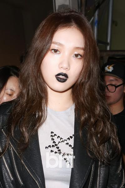 Best Black Lipsticks Lee Sung Kyung