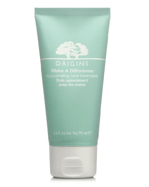 Best Hand Creams Origins Make A Difference Rejuvenating Hand Cream