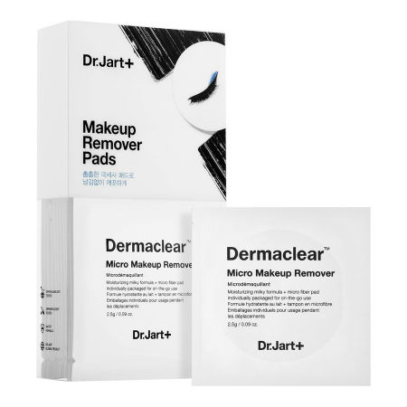 Best Makeup Remover Wipes Dr Jart Dermaclear Micro Makeup Remover Pads