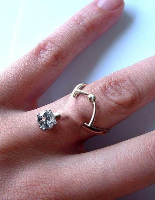 Engagement Piercings 7