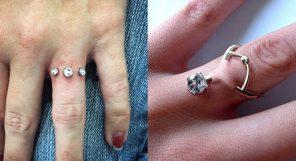 Engagement Piercings Feature