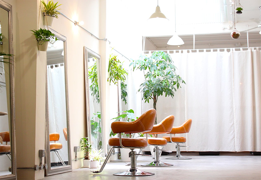 Japanese Beauty Salons Flamingo Hair Studio