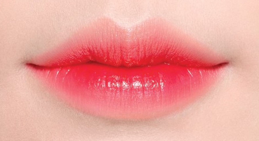 4 fast and easy steps to get Korean gradient lips for