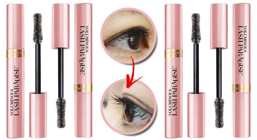 The L'Oreal Lash Paradise Mascara is FINALLY HERE in Singapore and we are so stoked like you wouldn't believe