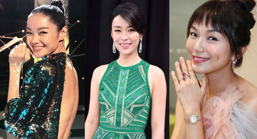 Star Awards 2018: The makeup and hair that stars rocked last night