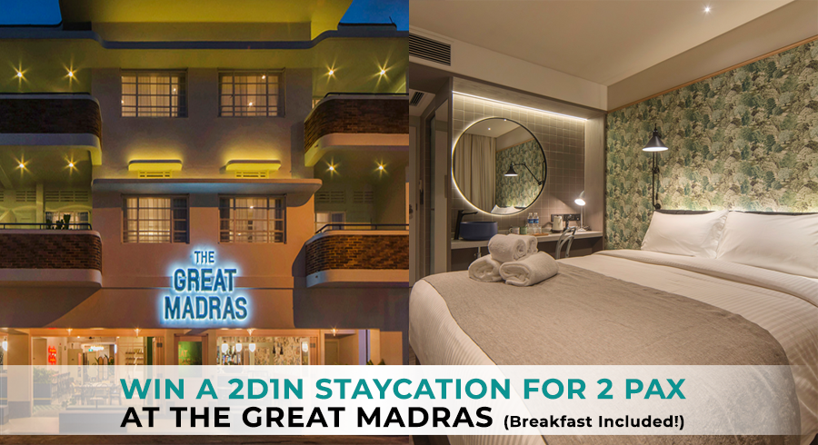 The Great Madras T1