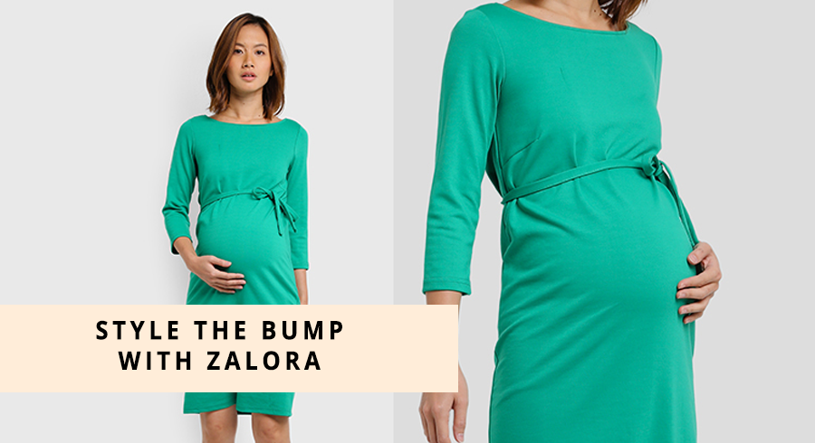 Zalora Style The Bump