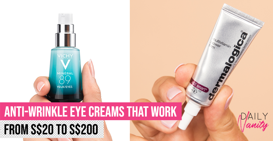 22 best eye creams for fine lines and wrinkles that will earn a permanent spot in your skincare