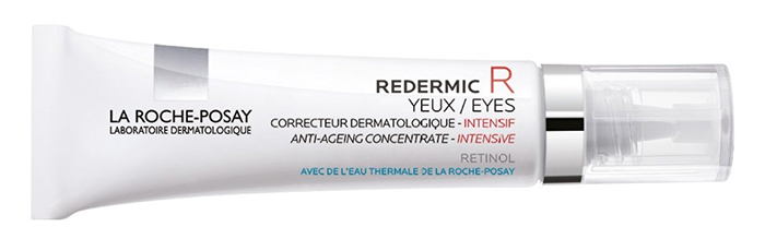 Best Eye Cream For Wrinkles La Roche Posay Redermic R Eyes
