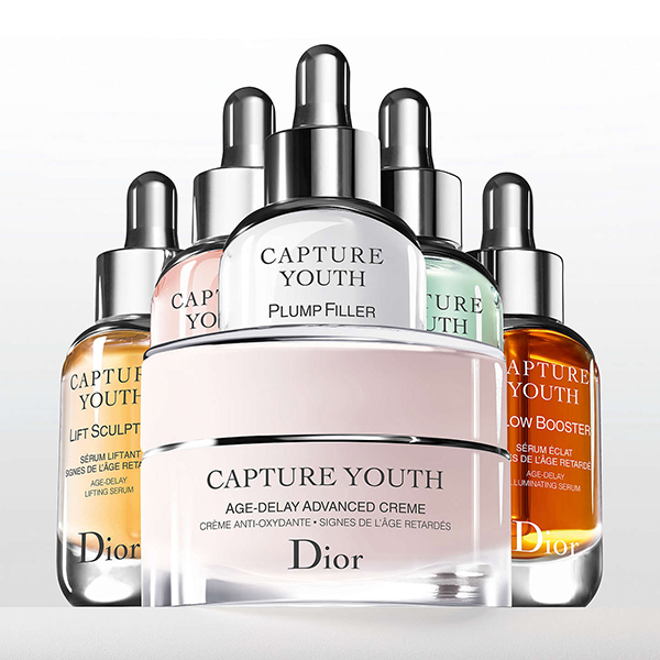 Customizable Skincare Dior Capture Youth 1