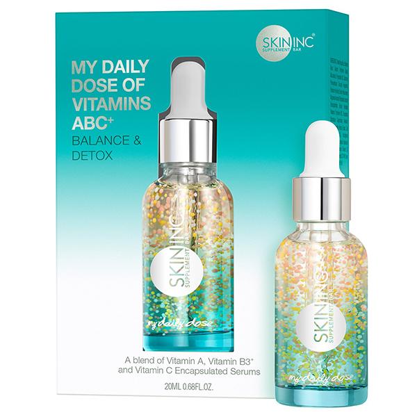 Customizable Skincare Skin Inc My Daily Dose 2