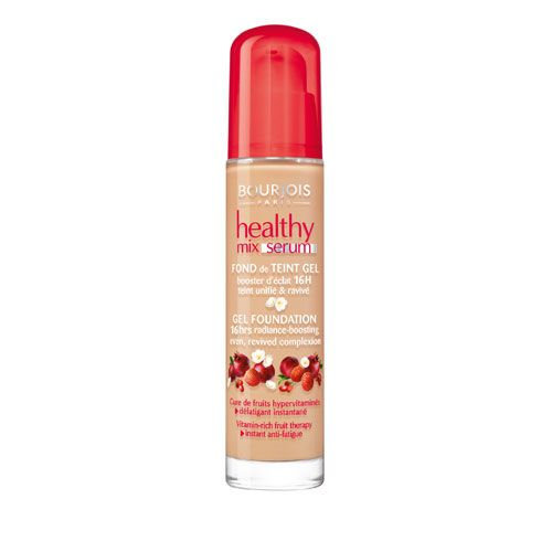 Foundation For Dry Skin Bourjois Healthy Mix Serum Gel Foundation