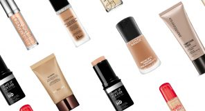 Foundation For Dry Skin Feature