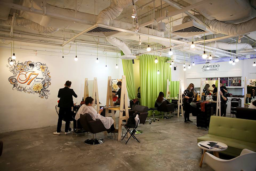 Good Affordable Hair Salon Singapore J7 Art Of Hair Salon