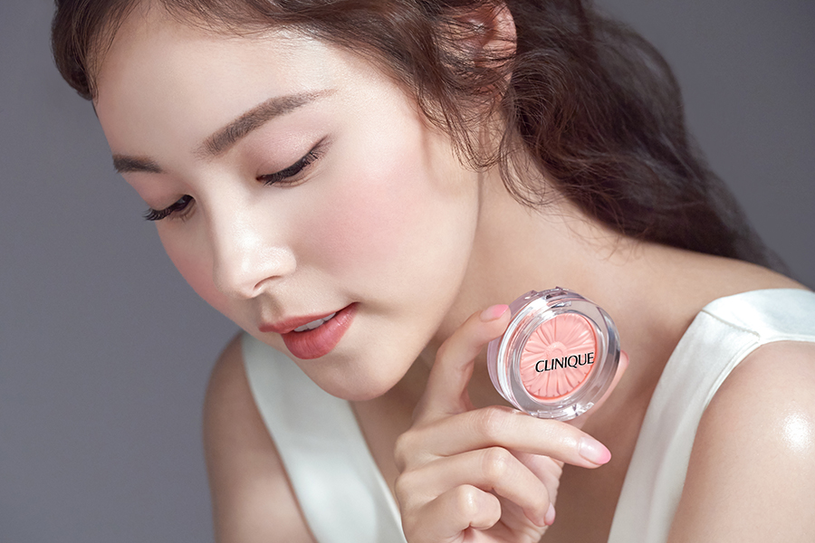 Korean Beauty Ambassadors Cliniqe Min Hyo Rin 1