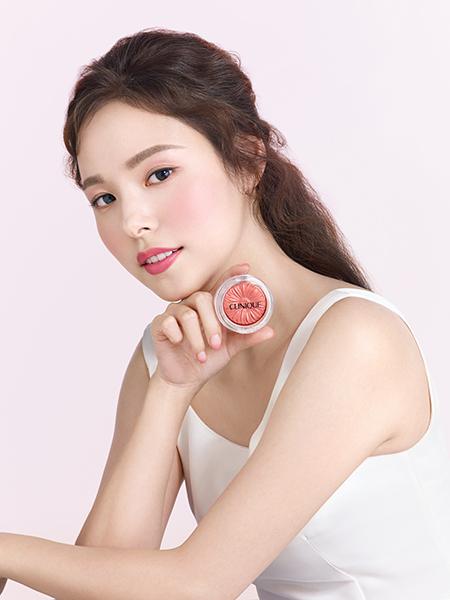 Korean Beauty Ambassadors Cliniqe Min Hyo Rin