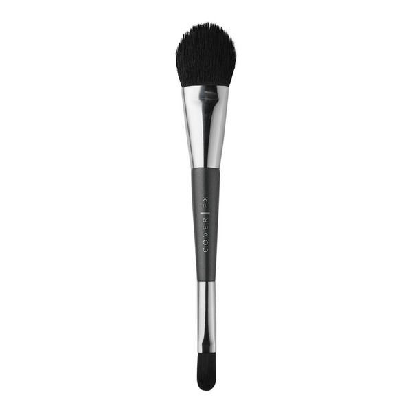 Makeup Brush Guide Bronzer Contour Brush 4