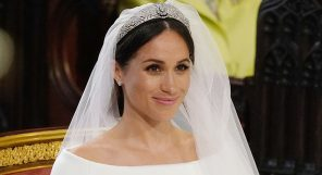 Meghan Markle Wedding Makeup Feature