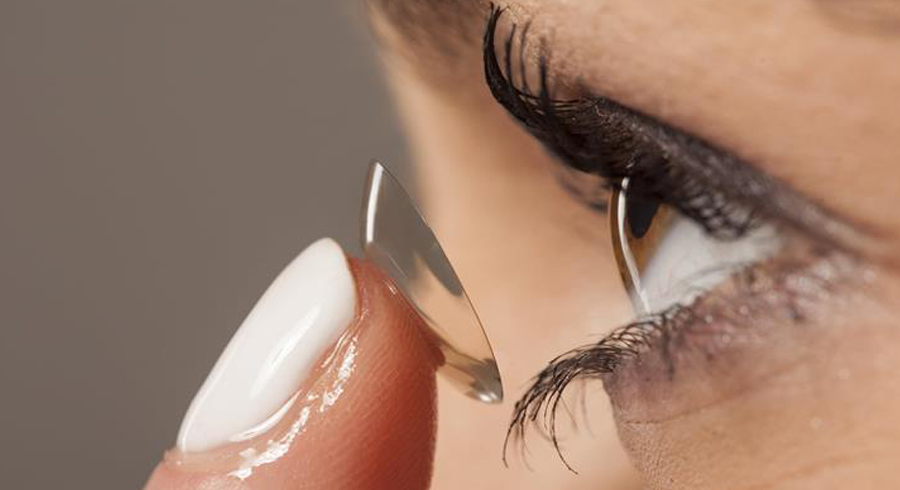 Move over, Transition glasses, Transition contact lenses are actually a thing now.