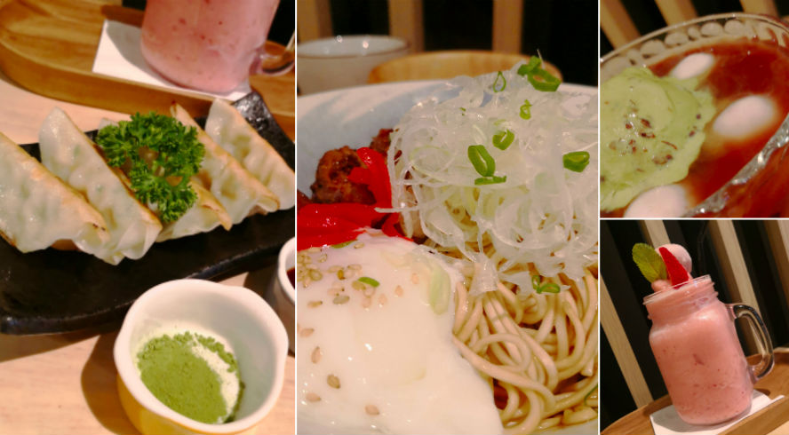 Yunomori Food