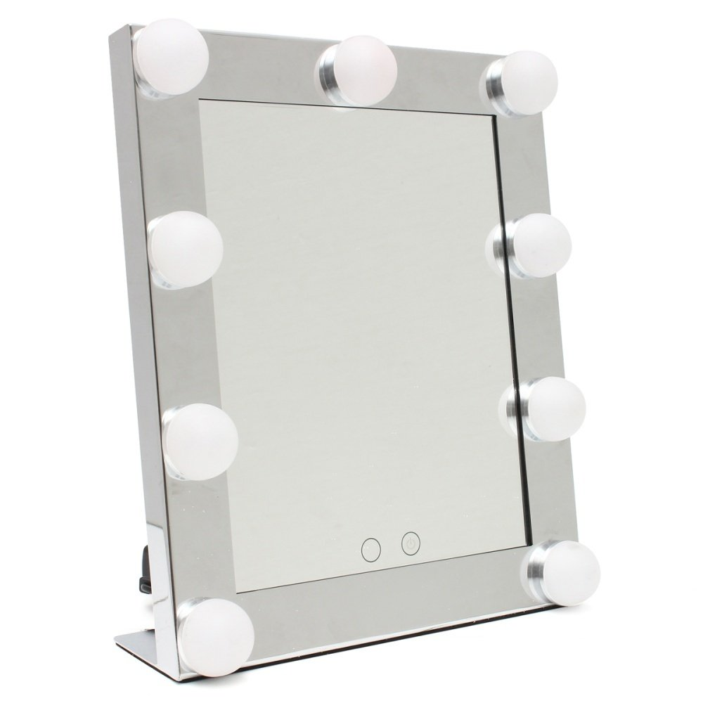 led frameless lighting mounted a mirror all in wall ordable see x lighted makeup