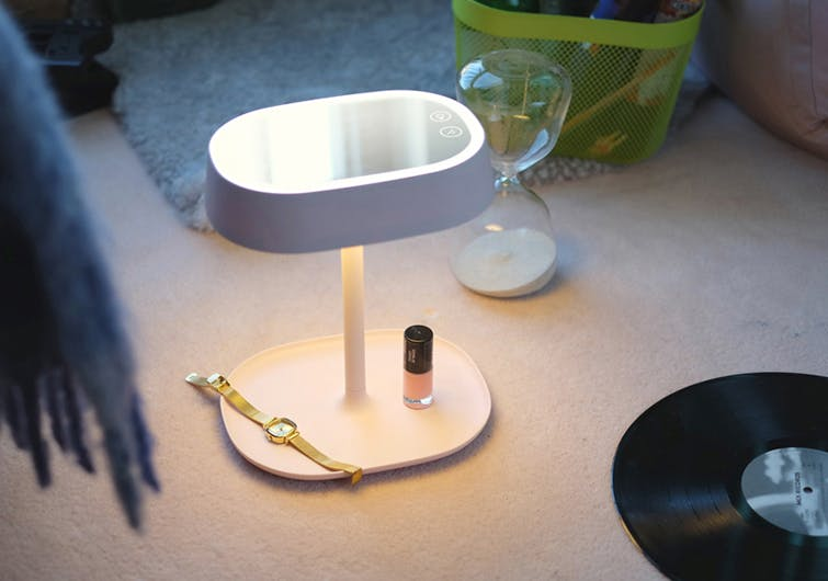 Where To Get Lighted Vanity Mirror Lights By Hipvan Led Light Mirror