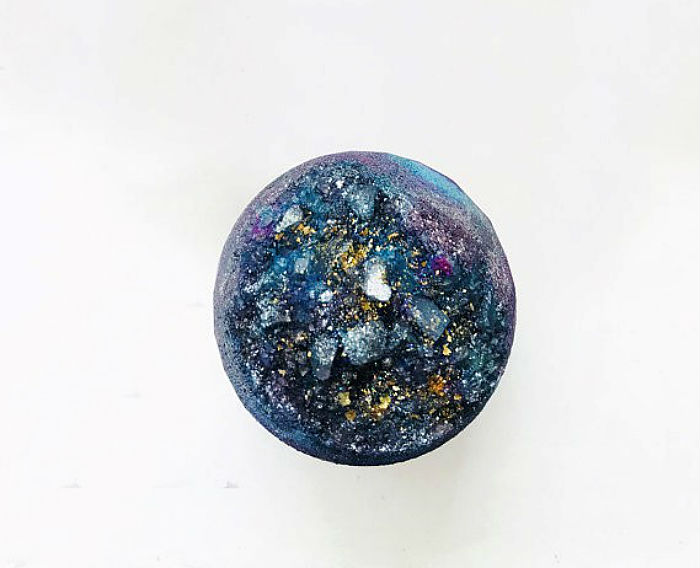 Best Bath Bomb Galaxy Bath Bomb
