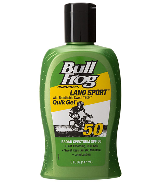 Consumer Reports Recommended Sunscreens Bull Frog Quik Gel Sunscreen Broad Spectrum Spf 50