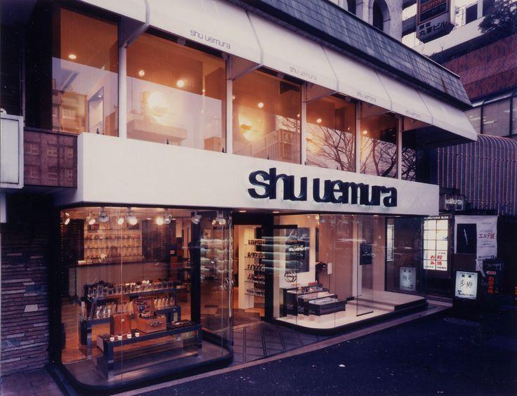 Global Flagship Store Shu Uemura