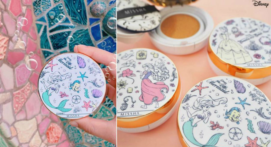 You are going to fall in love with this Disney makeup collection and live happily ever after