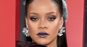 Rihanna Ocean 8 Premiere Makeup Look Feature