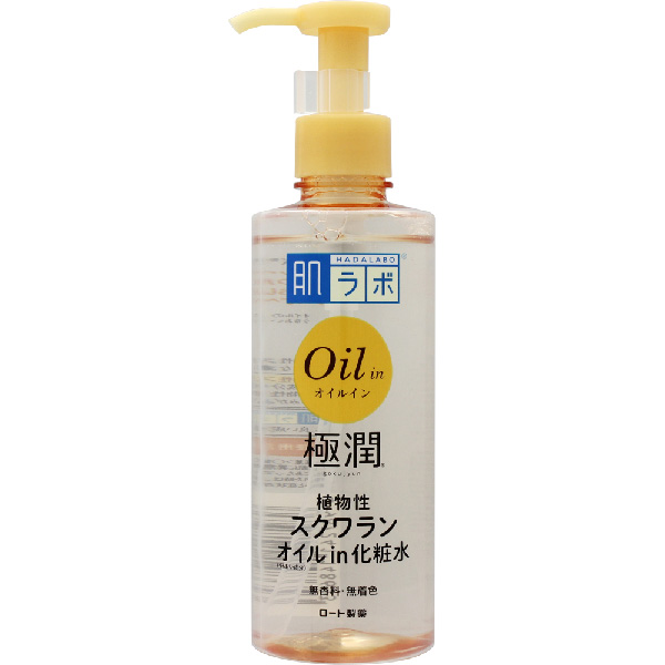 Skincare Round Up Hada Labo Oil In Lotion