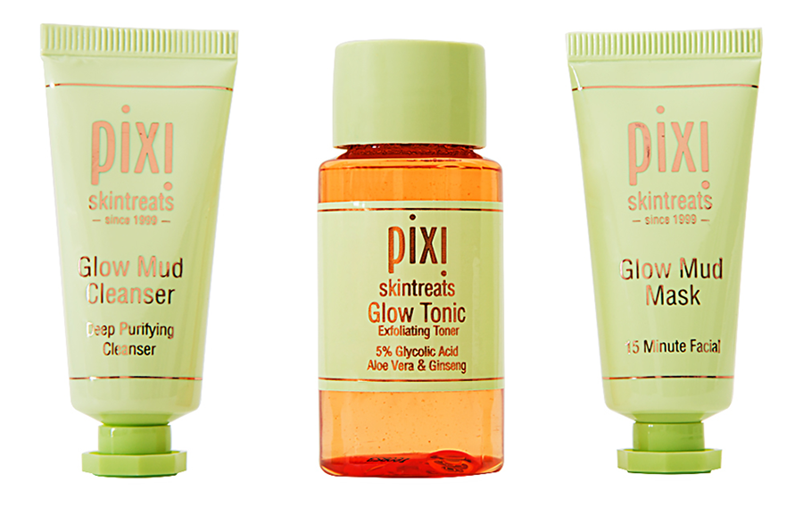 Travel Sized Beauty Kits Pixi Best Of Bright Kit