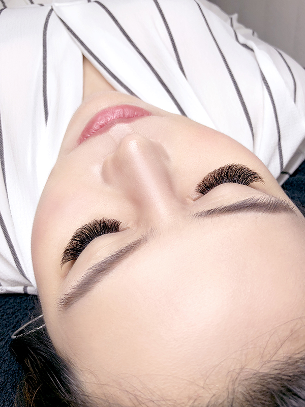 Dreamlash Magic Volume Lashes Review Magic Volume Lashes1