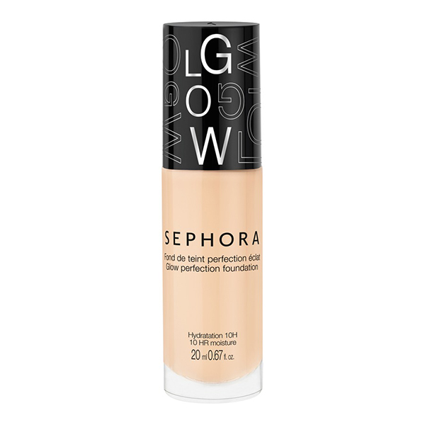 Foundation Roundup Sephora Glow
