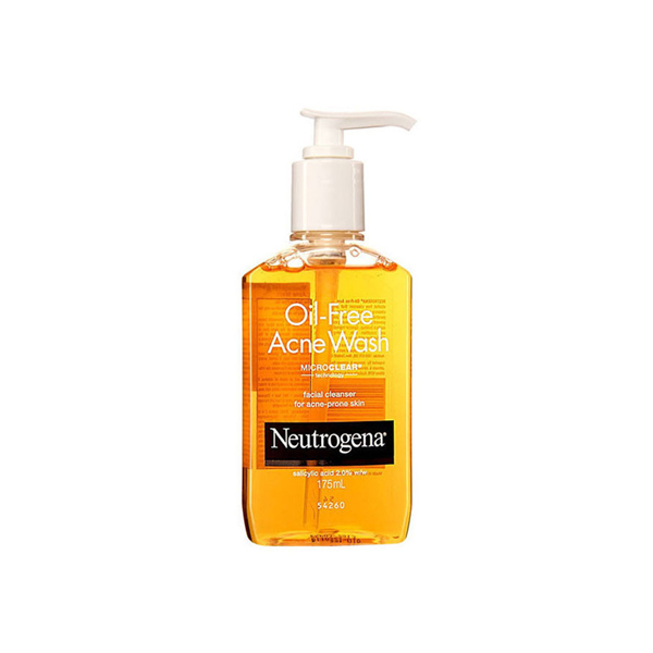 Best Acne Facial Wash Neutrogena Foaming Cleanser