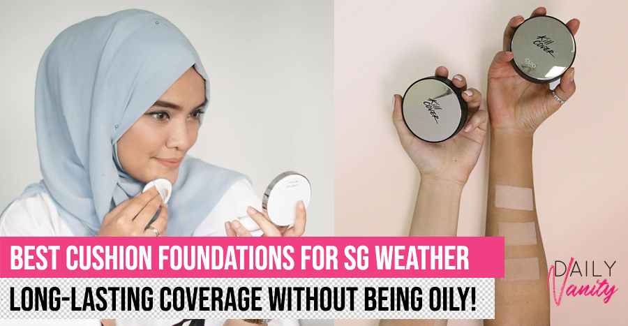 Best Cushion Foundation For Singapore Weather Featured