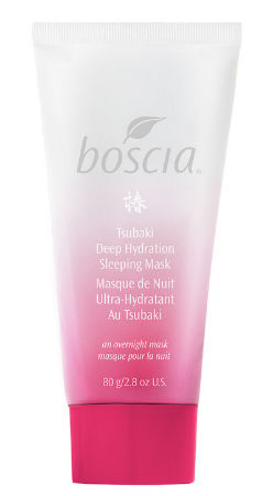 Best Face Mask Boscia Tsubaki Deep Hydration Sleeping Mask