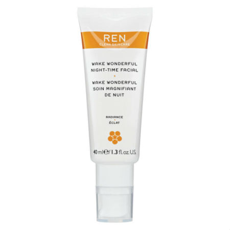 Best Face Mask Ren Wake Wonderful Night Time Facial