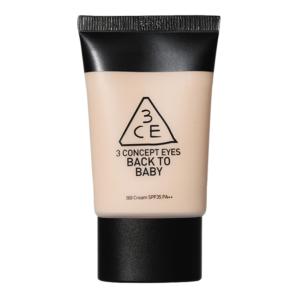 Best Korean Beauty Products 3ce Back To Baby Bb Cream