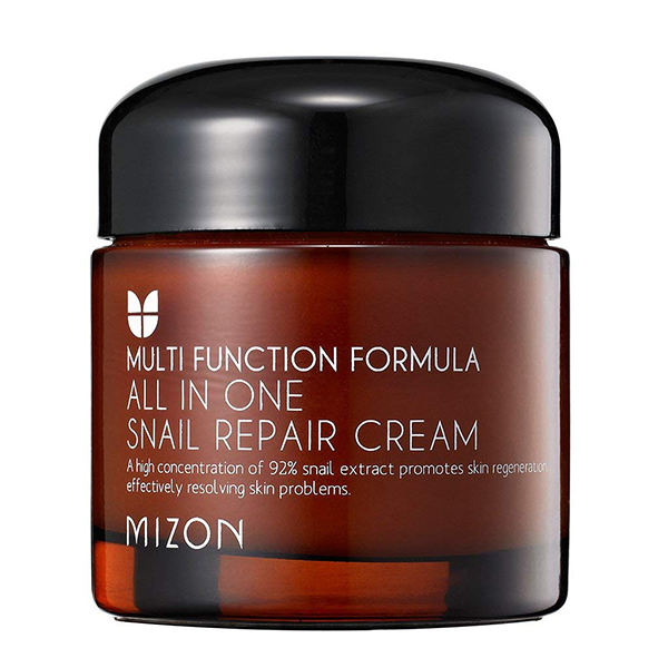 Best Korean Beauty Products Mizon All In One Snail Repair Cream
