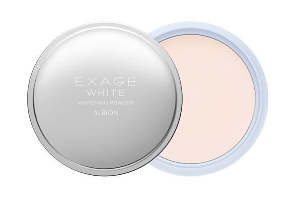 Jul Product Round Up Albion Exage White Whitening Powder