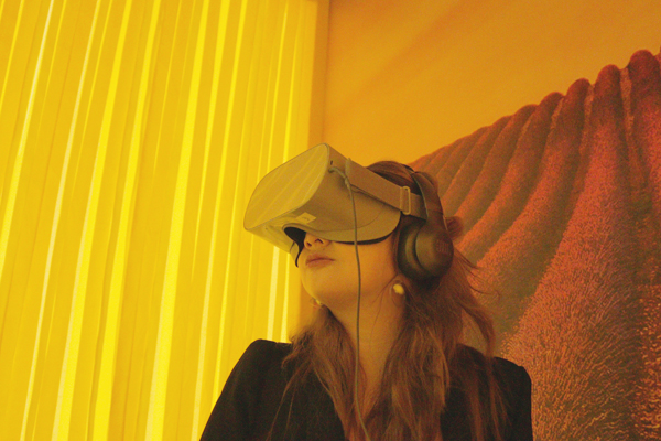Loccitane Cafe Vr Experience Two